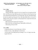 Đề KTCL giữa HK II môn Ngữ văn lớp 8 - Trường THCS Bích Hòa