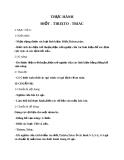 Giáo án Công nghệ 12 bài 5: Thực hành - Điôt- Tirixto-Triac