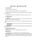 Giáo án Công nghệ 11 bài 2: Hình chiếu vuông góc