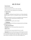 Giáo án Công nghệ 11 bài 9: Bản vẽ cơ khí