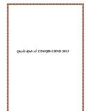 Quyết định số 1354/QĐ-UBND 2013