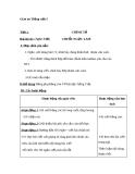 Bài Chính tả: Nghe, viết: Chuỗi ngọc lam - Giáo án Tiếng việt 5 - GV.Mai Huỳnh