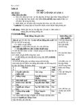 Bài Ôn tập cuối kì I - Giáo án Tiếng việt 5 - GV.Mai Huỳnh