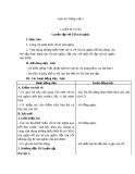 Giáo án Tiếng việt 5 tuần 4 bài: Luyện tập về từ trái nghĩa
