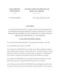 Quyết định 37/2013/QĐ-UBND thành phố Đà Lạt