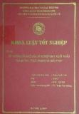 Khóa luận tốt nghiệp: Hệ thống đãi ngộ của xí nghiệp may xuất khẩu Thanh Trì - thực trạng và giải pháp