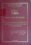 Khóa luận tốt nghiệp: Một số giải pháp thúc đẩy xuất khẩu cà phê của tổng công ty Cà phê Việt Nam trong xu thế hội nhập hiện nay