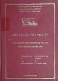 Khóa luận tốt nghiệp: Các quy định về hành vi thương mại theo luật Thương mại Việt Nam năm 2005