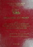 Khóa luận tốt nghiệp: Luật cạnh tranh Việt Nam năm 2004 và những giải pháp nhằm áp dụng luật có hiệu quả trong thực tiễn