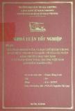 Khóa luận tốt nghiệp: Giải pháp phòng ngừa và hạn chế rủi ro trong hoạt động thanh toán quốc tế của các Ngân hàng thương mại Việt Nam (Lấy ngân hàng Ngoại thương Việt Nam làm điểm nghiên cứu)