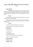 Giáo án GDCD 6 bài 14: Thực hiện trật tự an toàn giao thông