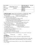6 Đề kiểm tra HK1 Giáo dục công dân lớp 8 - Kèm đáp án