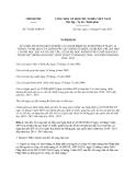 Nghị định 74/2013/NĐ-CP sửa đổi Nghị định 49/2010/NĐ-CP
