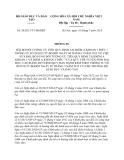 Thông tư 28/2013/TT-BGDĐT