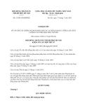 Nghị quyết 15/2013/NQ-HĐND thủ đô Hà Nội
