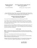 Nghị quyết 62/2013/NQ-HĐND