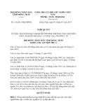 Nghị quyết 116/2013/NQ-HĐND
