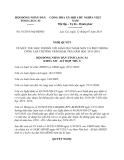 Nghị quyết 10/2013/NQ-HĐND