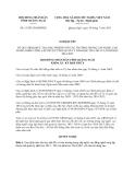 Nghị quyết 15/2013/NQ-HĐND