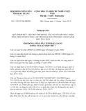 Nghị quyết số 13/2013/NQ-HĐND