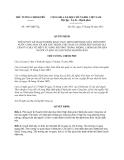 Quyết định 1497/QĐ-TTg