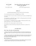 Thông tư 115/2013/TT-BTC