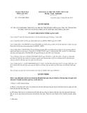 Quyết định 17/2013/QĐ-UBND tỉnh Lạng Sơn