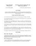 Quyết định 29/2013/QĐ-UBND tỉnh An Giang