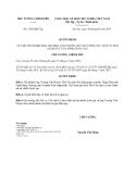 Quyết định 1529/QĐ-TTg