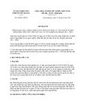 Kế hoạch 58/KH-UBND