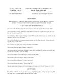 Quyết định 34/2013/QĐ-UBND tỉnh Bình Thuận