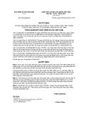 Quyết định 875/QĐ-BHXH