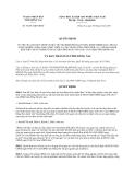 Quyết định 55/2013/QĐ-UBND