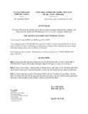 Quyết định 1286/QĐ-UBND