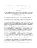 Quyết định 18/2013/QĐ-UBND tỉnh Lạng Sơn