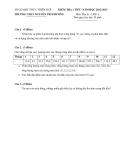 Đề kiểm tra 1 tiết Địa Lí 6 – THCS N.T.Phương 2012 – 2013 (kèm đáp án)