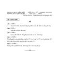 Đề kiểm tra 1 tiết Địa Lí 6 – THCS Quảng Ngạn 2012 – 2013 (kèm đáp án)