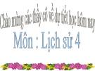 Bài giảng Lịch sử 4 bài 10: Chùa thời Lý