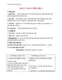 Giáo án bài 17: Bài luyện tập 3 - Hóa 8 - GV.Phan V.An