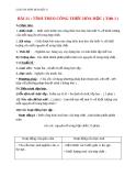 Giáo án bài 21: Tính theo công thức hóa học - Hóa 8 - GV.Phan V.An