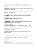 Giáo án bài 22: Tính theo phương trình hóa học - Hóa 8 - GV.Phan V.An