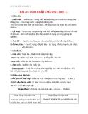 Giáo án bài 24: Tính chất của oxi - Hóa 8 - GV.Phan V.An