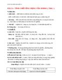 Giáo án bài 31: Tính chất - Ứng dụng của Hiđro - Hóa 8 - GV.Phan V.An
