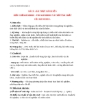 Giáo án bài 35: Bài thực hành 5 Điều chế - Thu khí hiđro - Hóa 8 - GV.Phan V.An