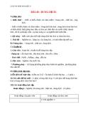 Giáo án bài 40: Dung dịch - Hóa 8 - GV.Phan V.An
