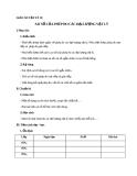 Giáo án bài 7: Sai số của phép đo các đại lượng vật lí - Vật lý 10 - GV.T.Đ.Lý