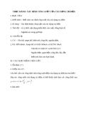 Giáo án bài 15: Thực hành công suất điện và điện năng sử dụng - Vật lý 9 - GV.B.Q.Thanh