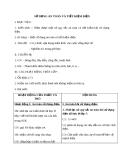 Giáo án bài 19: Sử dụng an toàn về tiết kiệm điện - Vật lý 9 - GV.B.Q.Thanh