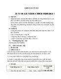 Giáo án bài 20: Chất dẫn điện, chất cách điện -DĐ trong KL - Vật lý 7 - GV.B.Q.Thanh