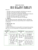 Giáo án bài 23: Tác dụng từ, TD hóa học và TD sinh lí của DĐ - Vật lý 7 - GV.B.Q.Thanh